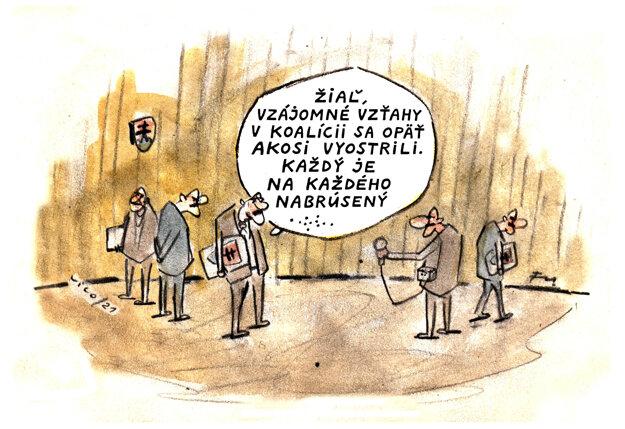 Karikatúra - 31.5.2021.