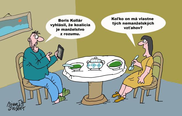 Karikatúra - 1.6.2021.