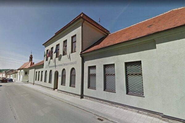 Stredoeurópska vysoká škola v Skalici