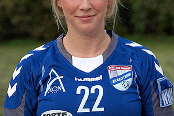 Lucia Súkenníková bude hrávať za Šaľu.