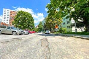 Javornícka ulica.