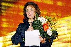 Libuše Šafránková v roku 2007.