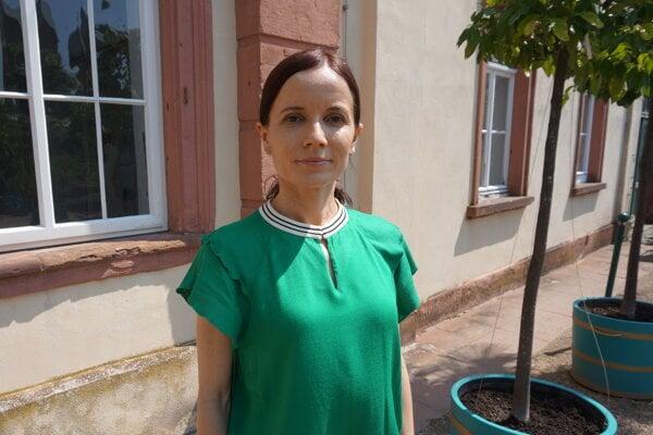 Adriana Lamačková