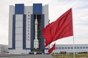 Čínska kozmická loď Šen-čou.