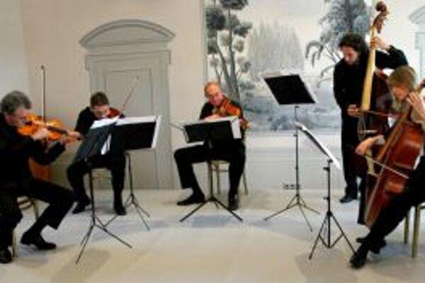 Prvú účinukujúcu Moniku Melcovú bude na festivale sprevádzať teleso Musica aeterna.