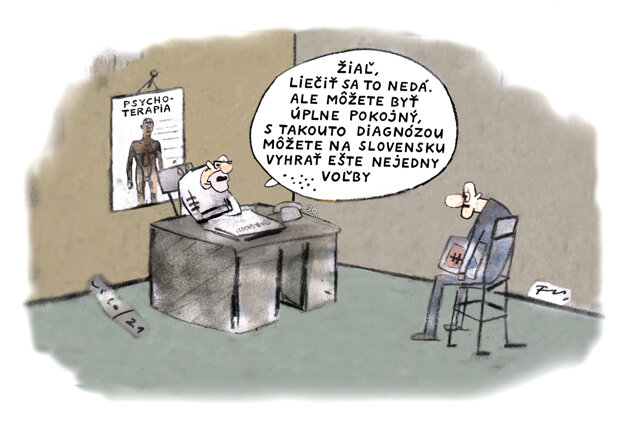 Karikatúra - 18.6.2021.