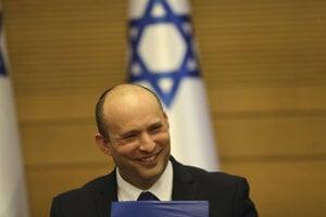 Naftali Bennett, predseda izraelskej vlády.
