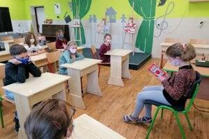 Na Základnej škole A. Dubčeka vMartine sa snažia podporovať nadanie všetkých žiakov individuálne.