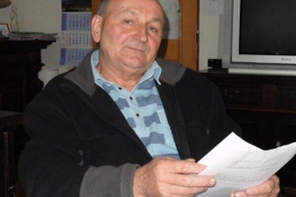 V mnohých obciach narážame na rozkrádanie obecného majetku, tvrdí Vladimír Špánik, šéf ZOMOSu.