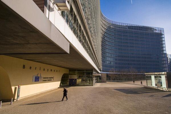 Európska komisia, miesto, kde sa rozhoduje.