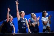 Slovenská basketbalová reprezentácia žien.