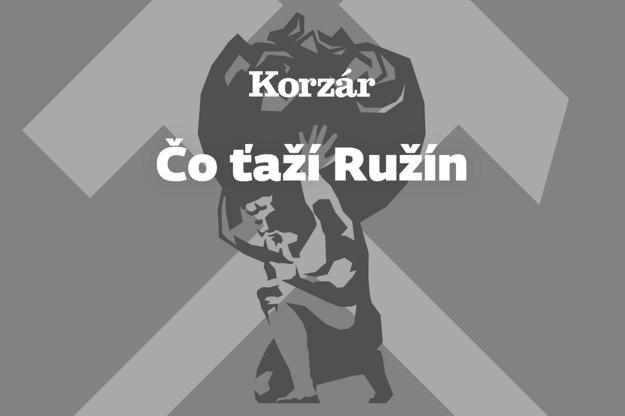 Séria článkov o ceste ťažkých kovov do Ružína.