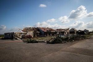Tornádo v Česku napáchalo masívne škody.