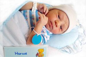 Marcus Kohút z Bystričian sa narodil 19. júna 2021 v Bojniciach