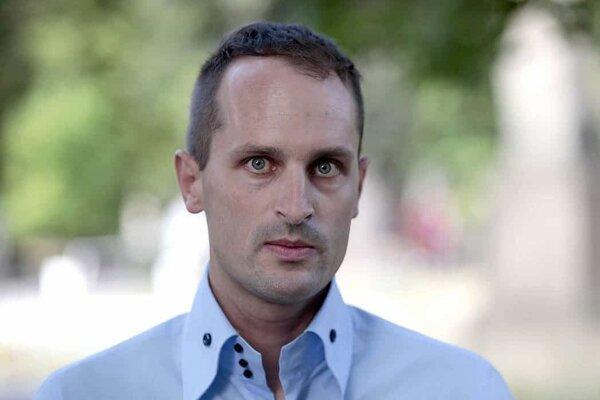 Primátor Piešťan Peter Jančovič.