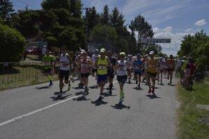 Na trať sa postavilo 131 bežcov.
