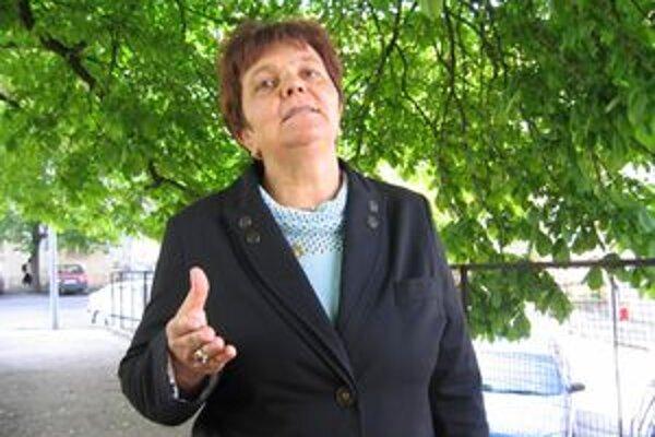 Bývalá primátorka Serafína Ostrihoňová tvrdí, že je nevinná.