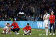 Anglicko po finále ME vo futbale (EURO 2020 / 2021).