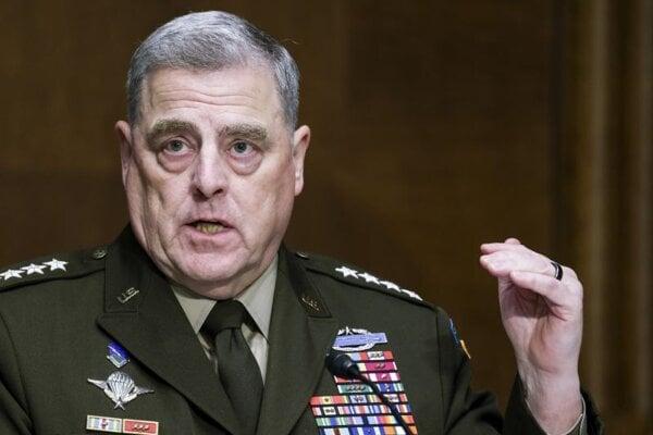 Generál americkej armády Mark Milley.