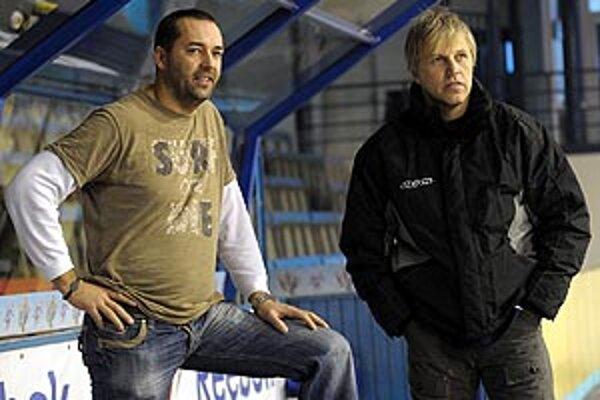 Branislav Okuliar a Roman Stantien už nie sú trénermi Nitry.