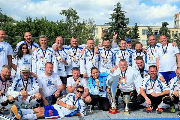 Martinský tím ovládol turnaj fanklubov.