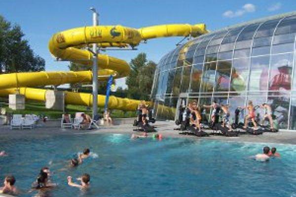 Vodný svet by podľa odborníkov pomohol Nitre pritiahnuť turistov.