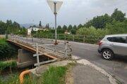 Most v Nedožeroch-Brezanoch pred rekonštrukciou