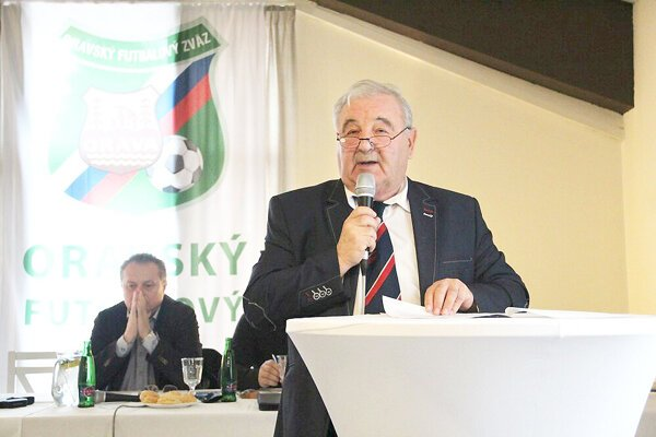Vladimír Mušák robí predsedu OFZ už šieste funkčné obdobie.