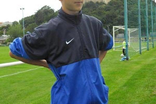 Talentovaný futbalista je v hľadáčiku Sampdorie Janov.