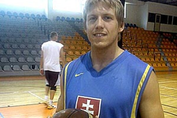 Reprezentant Róbert Nuber od stredy trénuje v Nitre.