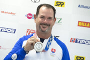 Strieborný medailista v golfe z XXXII. letných OH v Tokiu Rory Sabbatini.