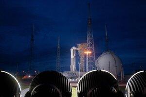 Loď Starliner mala do vesmíru vyniesť raketa Atlas V.