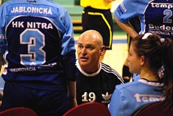 Peter Talár na lavičke HK Nitra skončil.