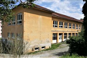 Základná škola v Utekáči.