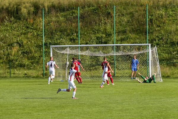 Vrana otvoril skóre v zápase Zvolena s Málincom už vo 4. minúte.