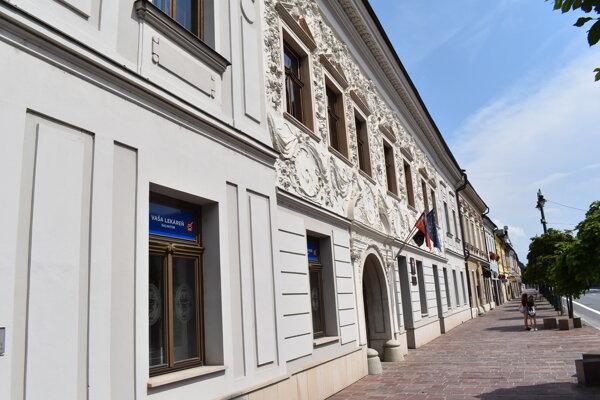 Budovy v centre Prešova skrývajú mnohé príbehy.