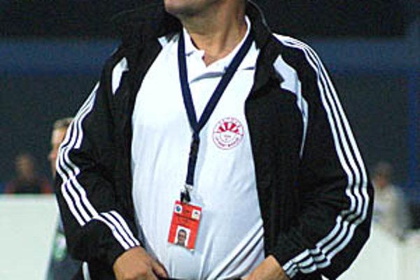 Ladislav Totkovič pôsobil aj pri tíme Malajzie do 21 rokov.