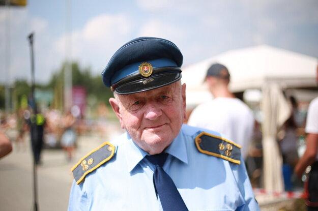 Pavel Jakubčo z obce Záhradné zasvätil celý svoj život hasičskému povolaniu.