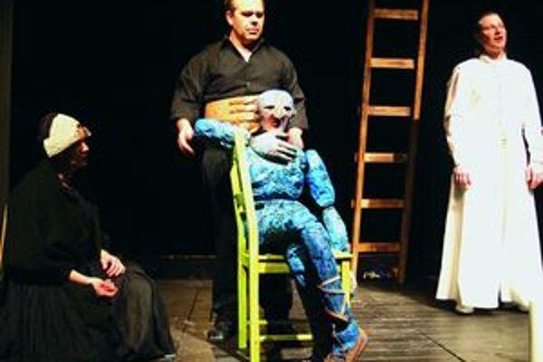 Na festivale diváci uvidia všetky štyri predstavenia Jánošíka - aj toto nitrianske.
