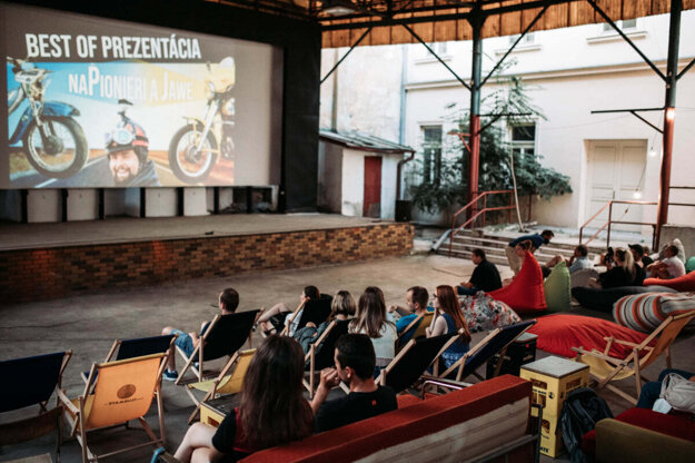 Niekoľko projekcií prebehlo už pred otvorením kina, mnohí návštevníci o priestore doteraz nevedeli.