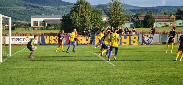 FTC Fiľkaovo - FC Košice