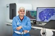 Slovenský vedec Pavol Čekan zo spoločnosti MultiplexDX.