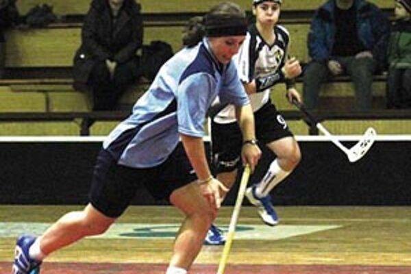 Anna Kolesárová sa strelecky presadila v oboch zápasoch.