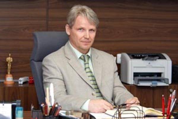 Predseda predstavenstva HK Nitra Juraj Kusy verí, že nitriansky hokej je na správnej ceste.
