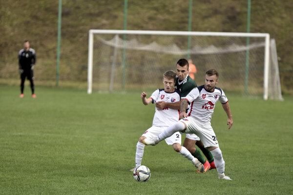 MFK Zvolen sa trápi aj vo štvrtej lige.