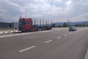 Za najväčší problém regiónu sa považuje doprava. Ilustračné foto.