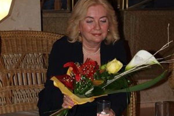 Mária Bátorová bola profesorkou na nitrianskom gymnáziu.