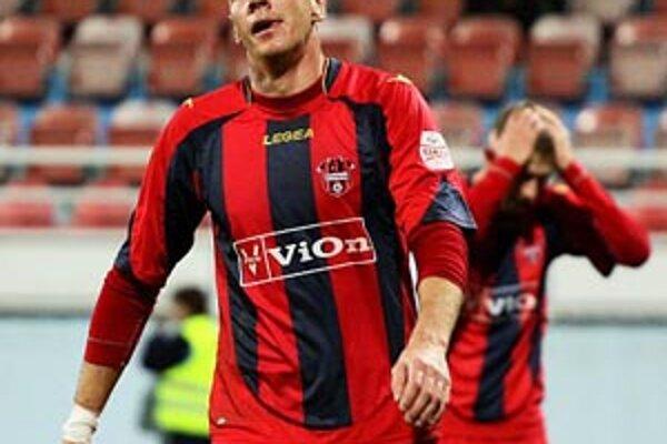 Karol Pavelka je jedným z trojice hráčov, ktorí nemajú zmluvu.