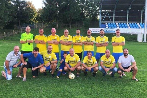 Mužstvo Túlavé citróny je nováčikom Ligy internacionálov.