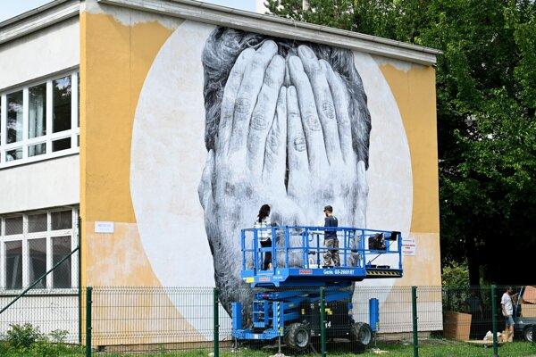 Street Art Gallery v Trnave